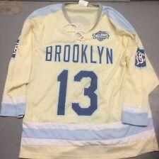 2013 Brooklyn Cyclones Hockey Jersey Size XL SGA MILB NY Mets NHL