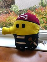 """Doodle Jump """"Pirate Doodle"""" Plush 9"""" Toy New with the tags Officially Licensed"""