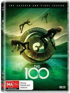 The 100 The Seventh and Final Season 7 BRAND NEW Region 4 DVD