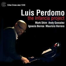 Luis Perdomo - The Infancia Project [CD]