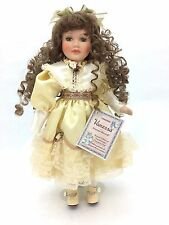 Vaness by Vanessa Ricardi - Limited Edition Fine Porcelain Doll