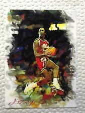 Michael Jordan #60 Limited Edward Vela Sketch Card 6/50