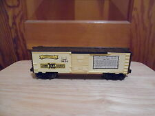 Lionel Joshua Lionel Cowen The Man Box Car 6-9434 EUC