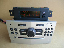 Vauxhall Corsa D Meriva CD30 Radio Stereo CD MP3 Player with Display 13257028