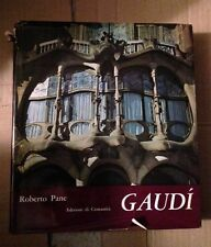 GAUDì - Roberto Pane - ed. Comunità