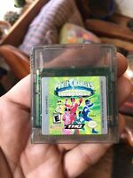 Saban's Power Rangers: Time Force (Nintendo Game Boy Advance, 2001)