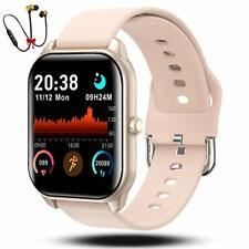 Montre Connectée Femmes Homme Smartwatch Etanche Bracelet Connecté Bluetooth