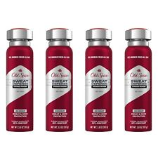 Old Spice Sweat Defense STRONGER SWAGGER Antiperspirant Dry Spray 3.8oz Lot of 4
