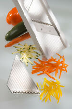 GSD Gemüseschneider Hobel Gemüsereibe Julienne-Einsatz gesunde Küche Neu Asia