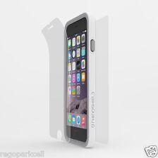 Rhinoshield Crash Guard Bumper Combo w/Front Screen Protector iPhone6 Plus White