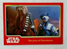 Topps Journey To Star Wars: The Force Awakens Card 103