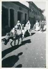 ALBANIE 1938 - Une Rue dans une Ville - NV 4539