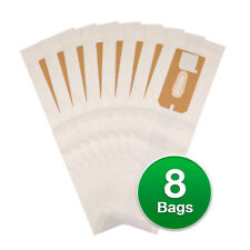 Replacement PK800025 Type C Vacuum Bags for Oreck XL9100C - 8 Count
