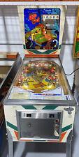 Sure Shot Pinball Machine Coin Op Gottlieb 1976 Free Shipping