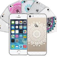 Motiv Handy Schutz Hülle Apple iPhone 5 S SE Case Slim Cover Tasche Schutzhülle