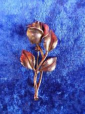 schöne ,alte Brosche__Rose __835 Silber__5,5cm_!