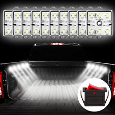 60 LED 12V Cargo Camper RV Interior Light Trailer Boat Lamp Ceiling For Car Van