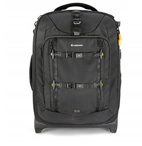 Vanguard Alta Fly 62T Camera Rolling Bag(Black)