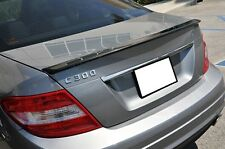 Carbon V1 Heckspoiler Heck Spoiler Wing passt für Mercedes Benz W204 C63 AMG