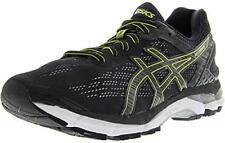 Men's ASICS GEL-Pursue 3 Running Shoe, Black/Green, 8.5 D