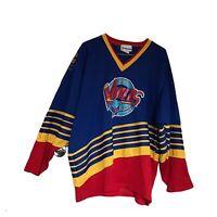 Vintage Trimark Vipers Rare Hockey Jersey Men's Size XXL 2XL