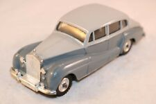 Dinky Toys 150 Rolls Royce Silver Wraith in mint all original condition