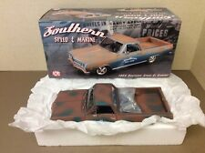 ACME/GMP 1965 El Camino, Southern Speed & Marine. (Factory Weathered)