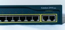 Cisco Catalyst WS-C2950T-24 Switch | 24X 10/100 Fast Ethernet Ports