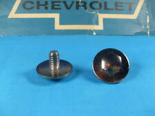64 67 CHEVELLE BUICK GS PONTIAC GTO OLDSMOBILE 442 GM GLASS GUIDE BOLTS