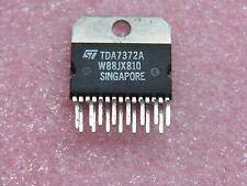 ci TDA 7372 A - ic TDA7372A  ~  4 x 6W power amplifier for car radio