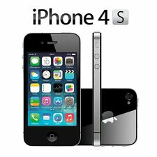 "Excellent Apple iPhone 4S 16GB GSM ""Factory Unlocked"" Smartphone Mobile Black"