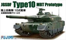 Fujimi 72M10 1/72 JGSDF Type 10 Tank MBT Prototype 4968728722399 Rare from Japan