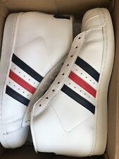 Adidas Originals Pro Model Classic BNIB UK 10.5 Red White Blue