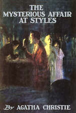 The Mysterious Affair At Styles [Facsimile Edition] by Agatha Christie (Hardback, 2007)