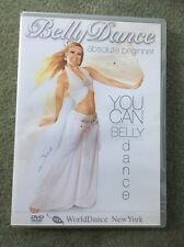 Belly Dance Absolute Beginner - You Can Bellydance - NEW All Regions DVD