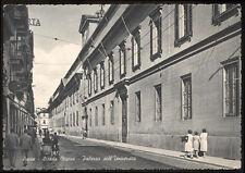 cartolina PAVIA strada nuova-palazzo dell'università