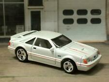 HOT WHEELS 1984 84 Ford Mustang SVO 1/64 Scale Limited Edition Y9
