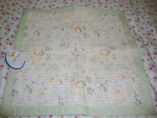 April Cornell New Rose Pillow Cushion Cover RARE Vintage Romantic Princess B