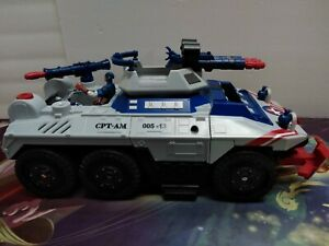 Marvel Captain America Ultimate Vehicle 2011