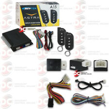 Scytek A15 Car Alarm System W/ Keyless Entry (No Siren) Plus Remote Start Module