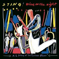Sting ‎- Bring On The Night (2005 Remaster)  2CD  NEW/SEALED  SPEEDYPOST