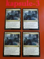 4x Unknown Shores | Theros Beyond Death | MTG Magic Cards