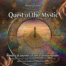 QUEST OF THE MYSTIC HEMI-SYNC MONROE NEW RELEASE THETA MUSIC CD NEW MEDITATION
