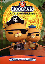Octonauts: Pirate Adventures (DVD, 2015) New and Sealed