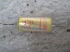 Valve Amp? NOS Vintage Wima Durolit Paper Capacitor 0.1µ MFD 400V