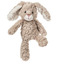 "Mary Meyer Tan Putty Nursery Bunny 11"" Soft Plush Stuffed Animal Baby Toy"