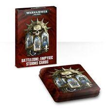 Warhammer 40K Battlezone: Empyric Storms Cards