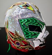 Mexican Wrestling Mask Dr Wagner AAA UNDERGROUND CMLL WWE Premium item Costume