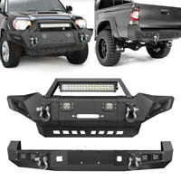 Left Go-Parts OE Replacement for 2016-2018 Toyota Tacoma Rear Bumper Bracket Driver 52154-04010 TO1104136