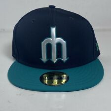 Seattle Mariners New Era (7 3/4) 61.5 cm Fitted Hat